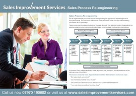 Sales-process-re-engineering
